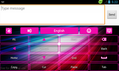 GO Keyboard Color HD v1.8
