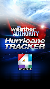 WJXT - Hurricane Tracker- screenshot thumbnail