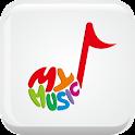 myMusic(HD) logo