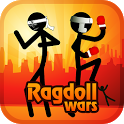 Ragdoll Wars - Fighting Game icon