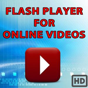 Flash Player for Online Videos 書籍 App LOGO-硬是要APP