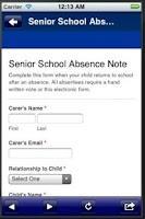 Screenshot of Amaroo School
