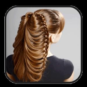 髮型對於女孩 生活 App LOGO-APP試玩
