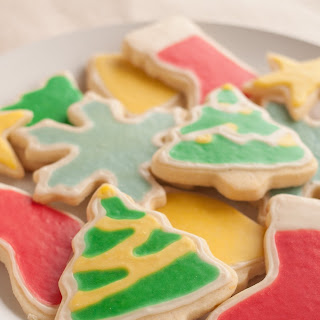 How To Make Cut-Out Sugar Cookies.
