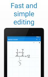 MyScript Calculator Screenshot 12