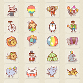 CUKI Theme Circus Icon