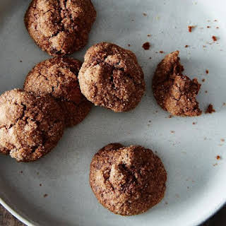 Spiced Chocolate Cookies.