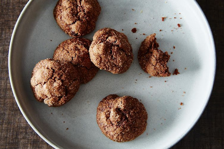 Spiced Chocolate Cookies Recipe