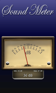 Sound Meter - screenshot thumbnail