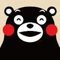 くまモン と 電池残量 icon
