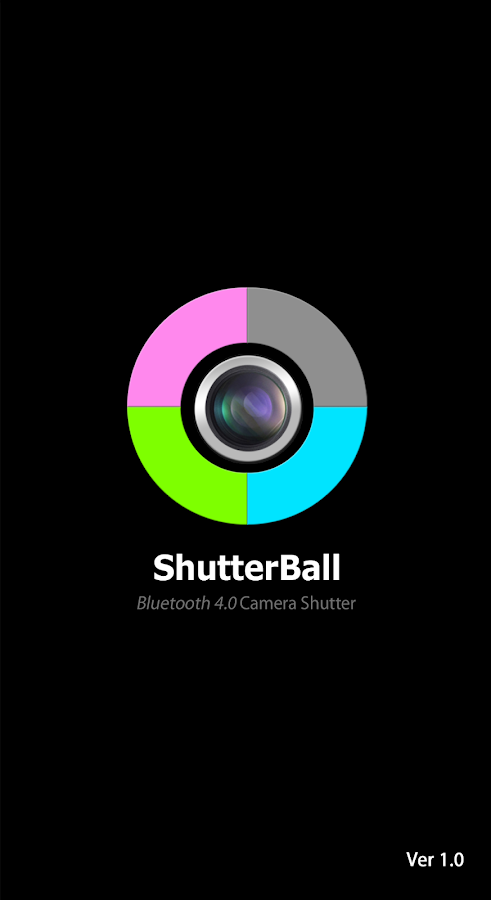 ShutterBall S4 - screenshot