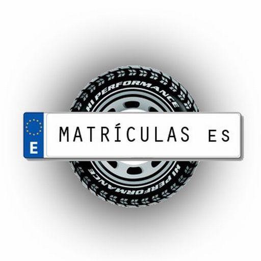 Matriculas España