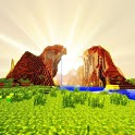 Moving Minecraft LiveWallpaper icon