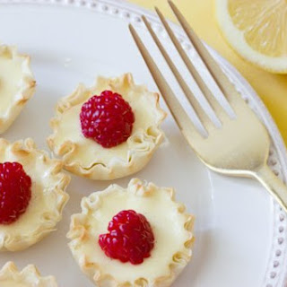 Lemonade Tarts.