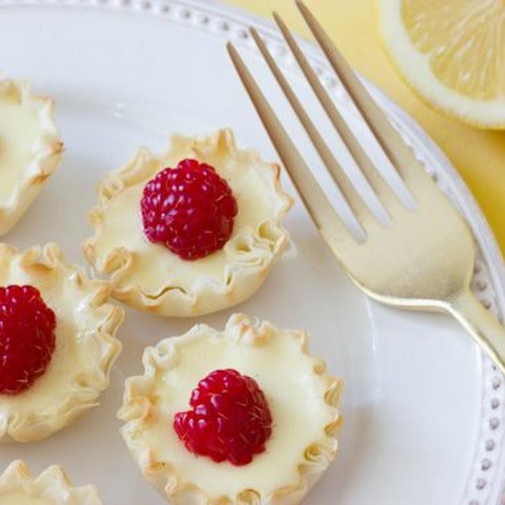 Lemonade Tarts Recipe