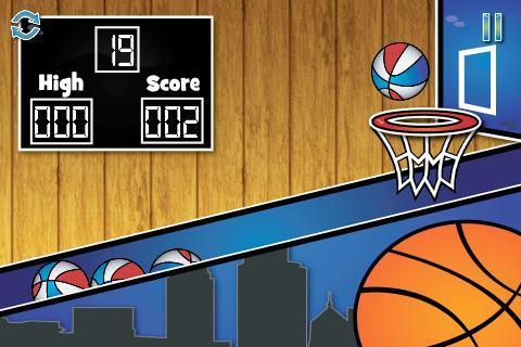 Mini Basketball Arcade