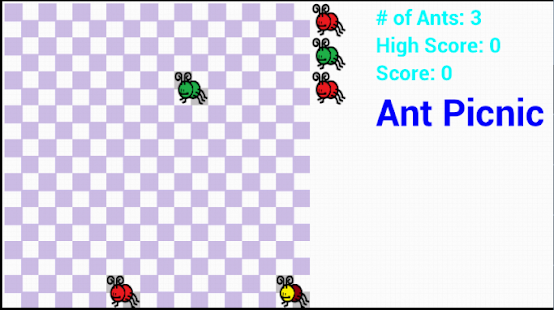 Ant Picnic- screenshot thumbnail