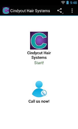 玩商業App|Cindycut Hair Systems免費|APP試玩