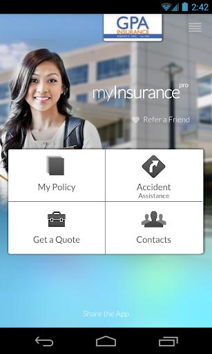 myInsurance - GPA Insurance