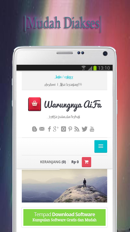 Aifa Warung- screenshot