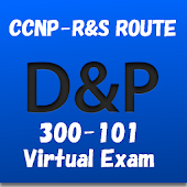 300-101 CCNP-RS ROUTE Virtual