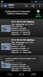 NASA App Screenshot 5