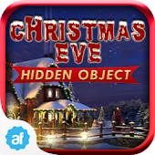 Hidden Object Christmas Eve