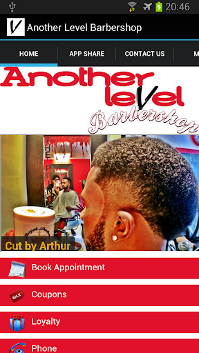 Another Level Barbershop