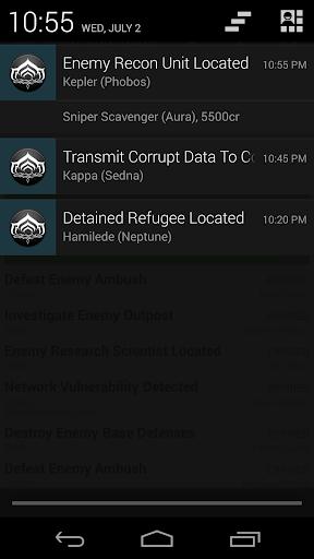 Warframe Alerts