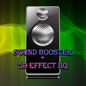 Volume Booster+3D HQ sound