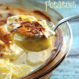 Dauphinoise Potatoes With Milk Recipes.