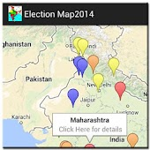 Election Map 2014