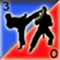 Karate Scoreboard Free icon