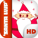 Santa Transform Live Wallpaper