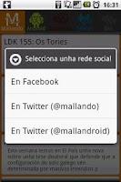 Screenshot of Mallando
