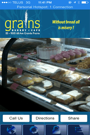 Grains Bakery and Cafe