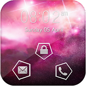 Galaxy Art Go Locker