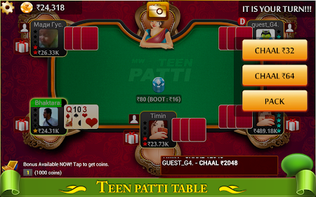Teen Patti King - Flush Poker 7.4 screenshot 253170