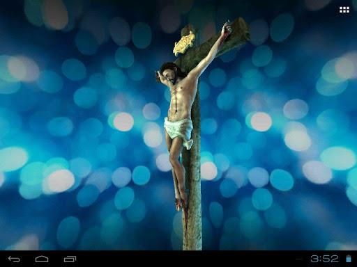 Download 3D Jesus Christ Live Wallpaper for PC