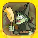 Wizard Fire Spell Fight Evil +