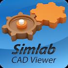SimLab CAD Viewer icon