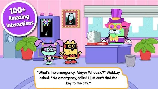 玩免費教育APP|下載Wubbzy The Superhero app不用錢|硬是要APP