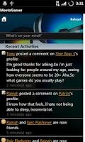 Screenshot of New App GamerSN