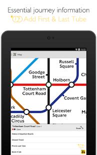 Tube Map London Underground Screenshot 25