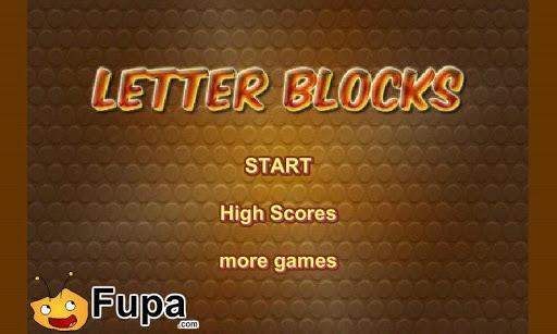 Letter Blocks Free