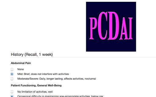 PCDAI