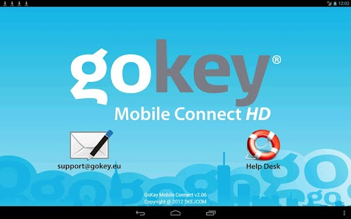 GoKey Mobile Connect - screenshot thumbnail