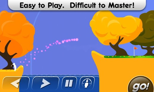 Super Stickman Golf - screenshot thumbnail