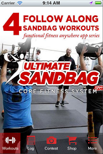 Ultimate Sandbag Workouts – Miniaturansicht des Screenshots