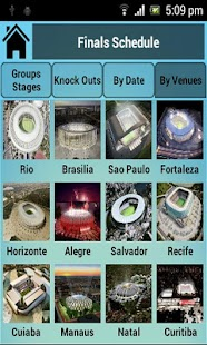 Brazil 2014 World Cup - screenshot thumbnail